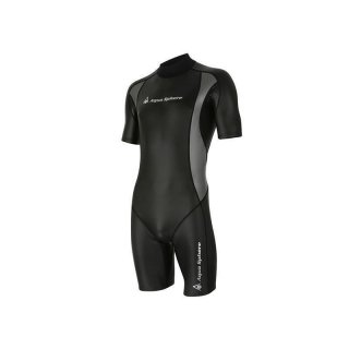Aqua Sphere Shorty Top Kälteschutz Herren Triathlon Neoprenanzug  1mm L