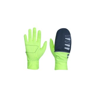 Newline Thermo Windstopper Handschuhe Neongelb Visio