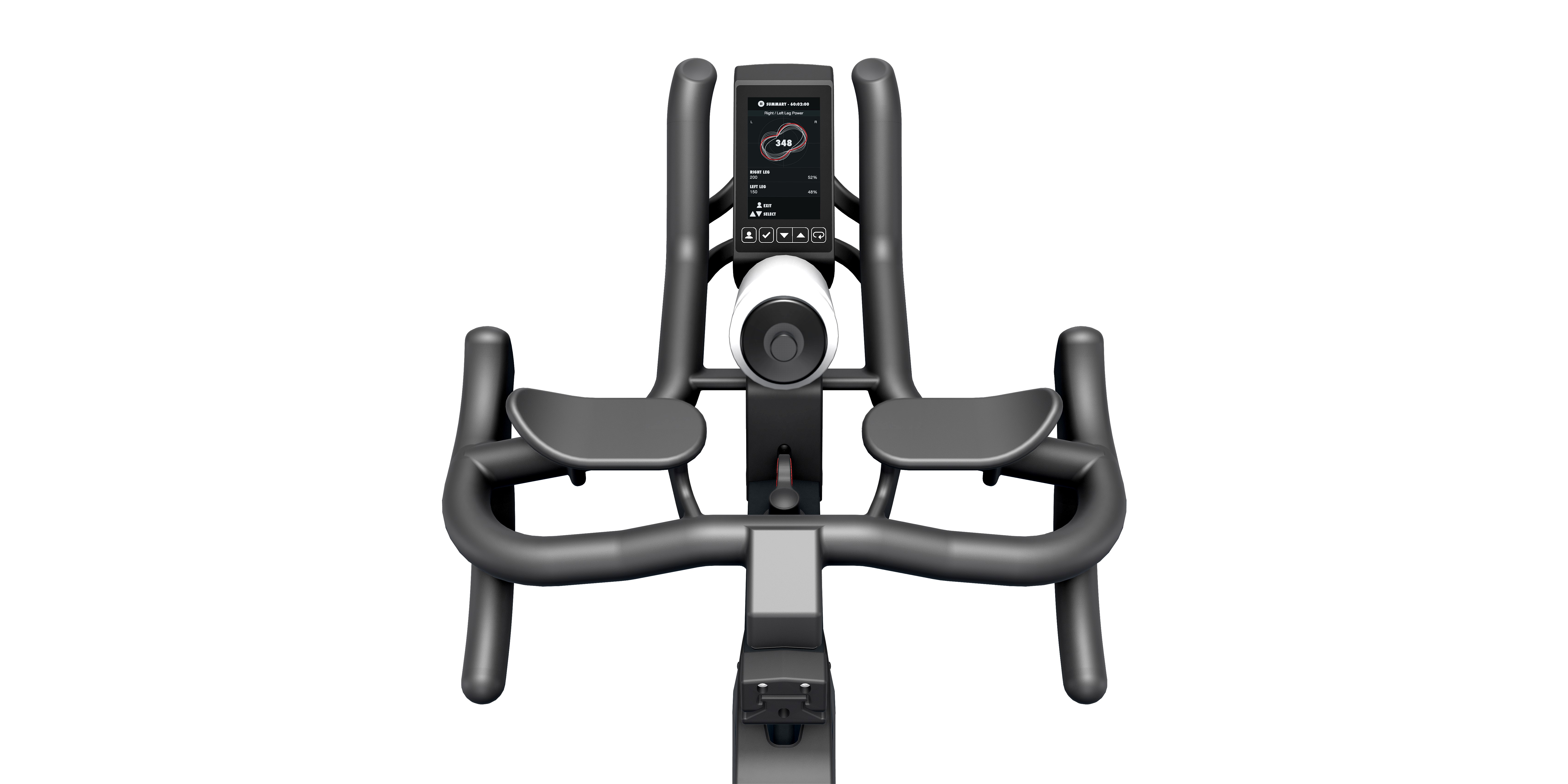 Indoor Bike IC8 Life Fitness Lenker
