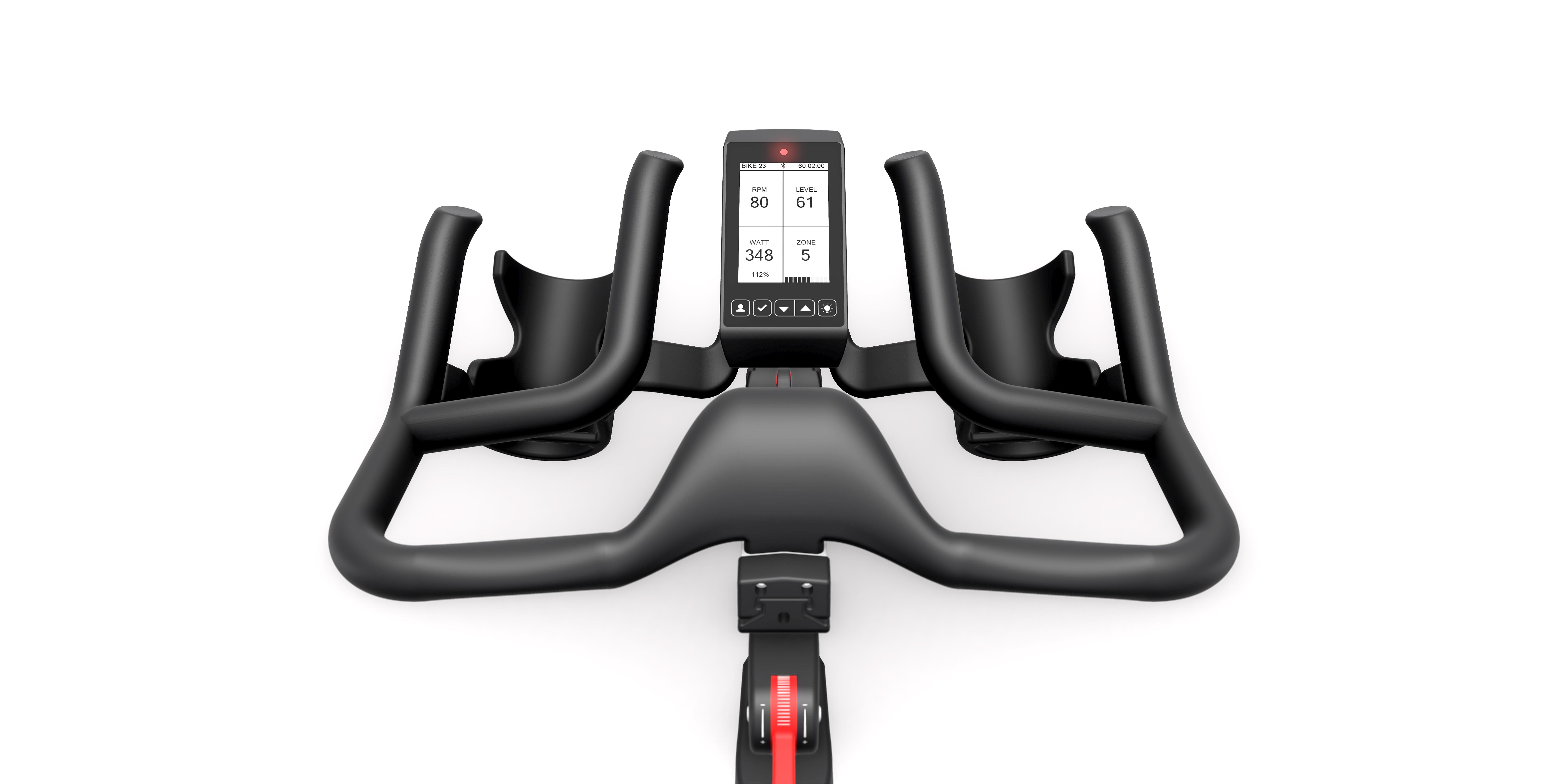 Indoor Bike IC5 Life Fitness Computer