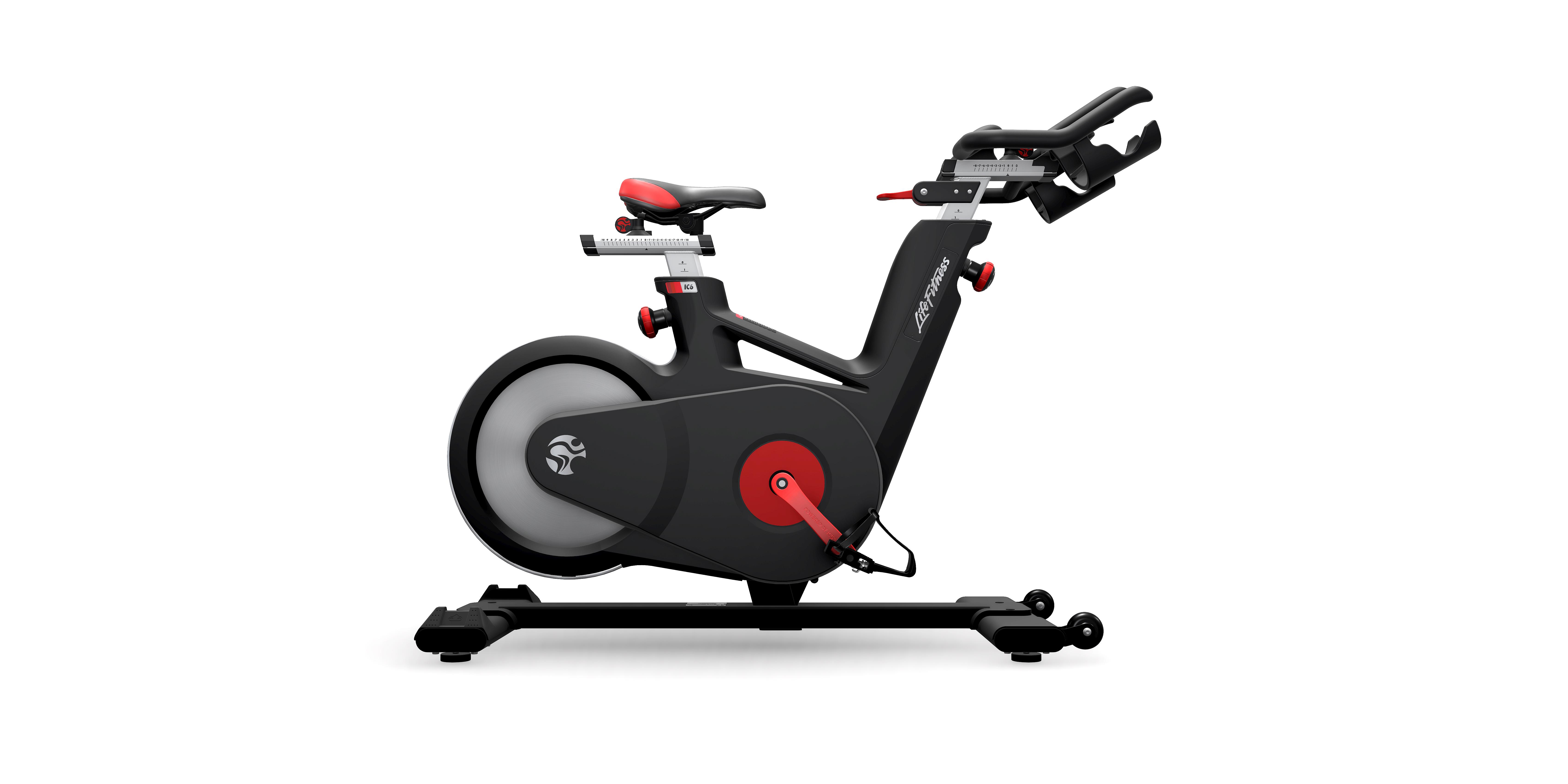 Indoor Bike IC6 Life Fitness Fortgeschritten