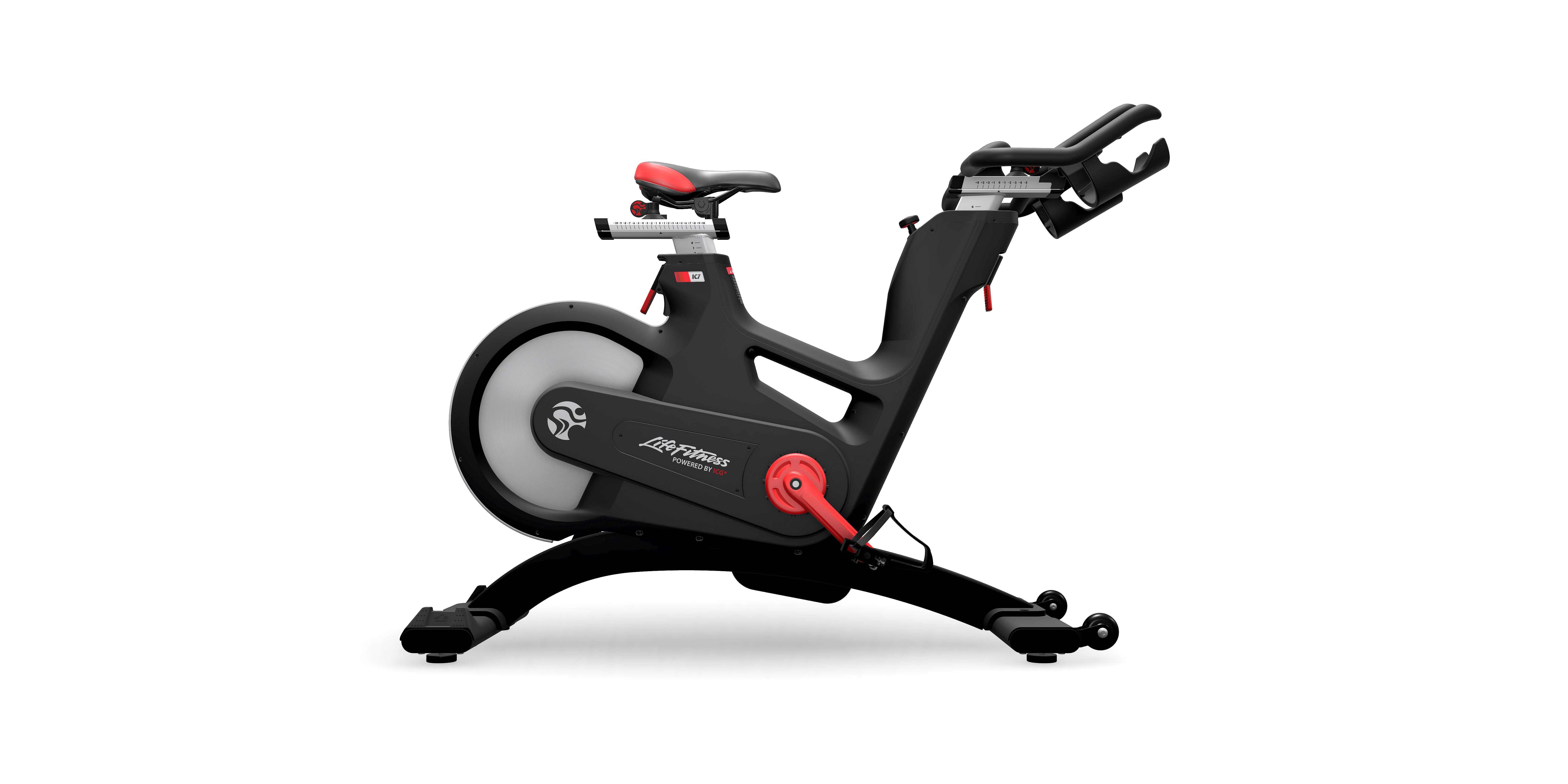 Indoor Bike IC7 Perfekte Wattmessung (+-1%!)